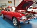 Restoring a Chevelle