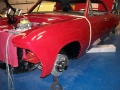 Installing Chevelle Front Cap