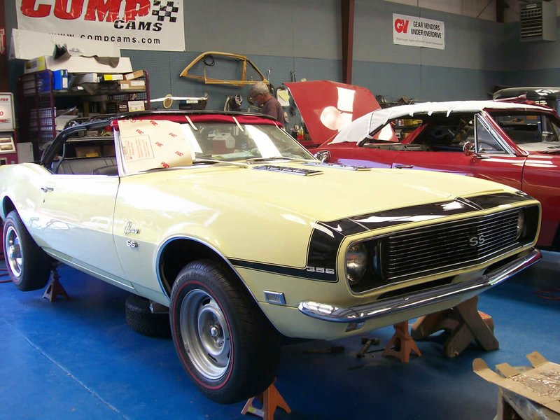 1968CamaroSSConvertible124A