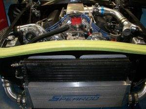 Super Charged Fuel Injected Big Block