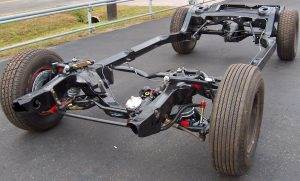 Custom Chassis Building & Suspension Modifications - Select