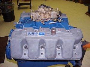 Custom Engine