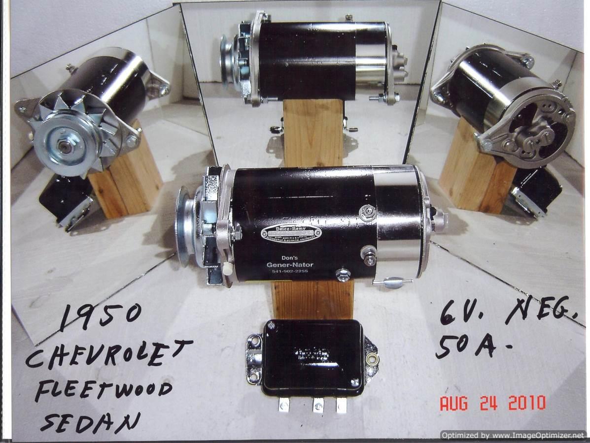 Automotive Electrical Wiring Select Motorsselect Motors For Dummies Genanator Installation