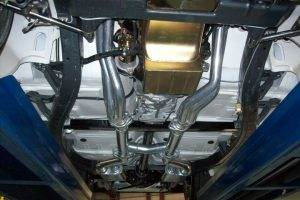 Rear Sump Oil Pan