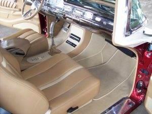 Custom Ford Interior