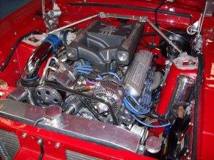 345 hp 302 crate engine
