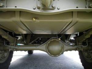 m-37 undercarriage