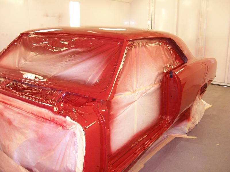Chevelle Paint