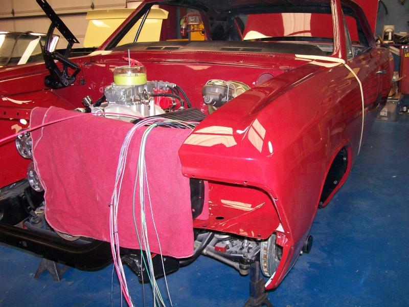 Wiring 1966 Chevelle