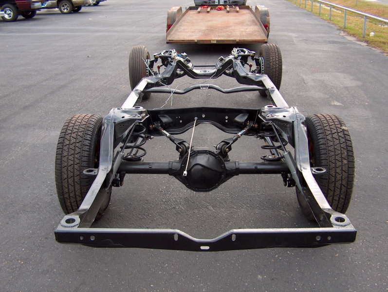 Chevelle Chassis