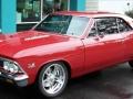 1966 Chevy Restoration