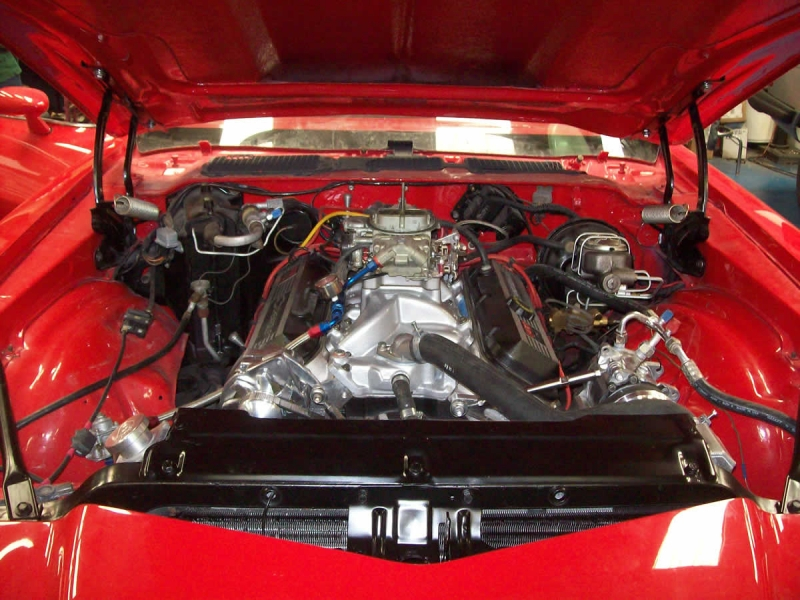502 Camaro