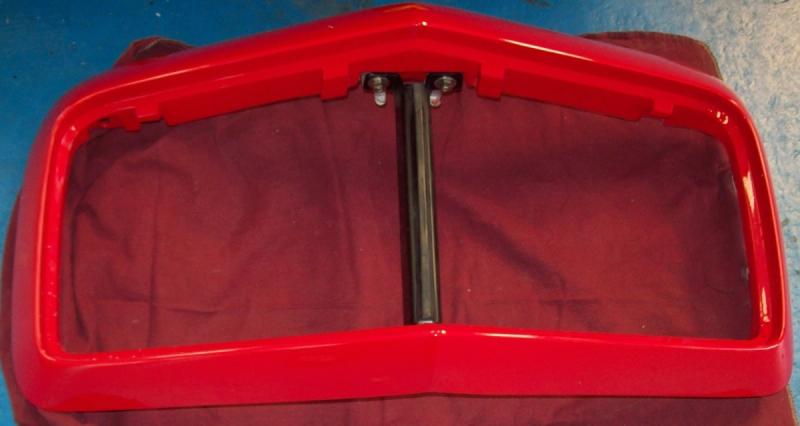 Camaro Bumper Cover