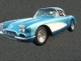 1958 Corvette Restoration Pictures