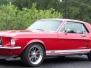 1967 Mustang GTA Resto Mod