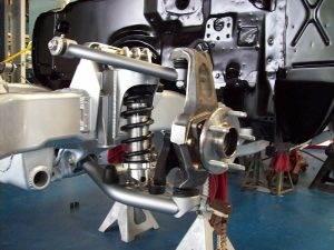 Custom Camaro Frame