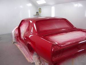 Automotive Custom Paint and Design