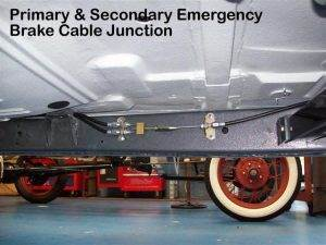 Repair and fine tuning original brake systems