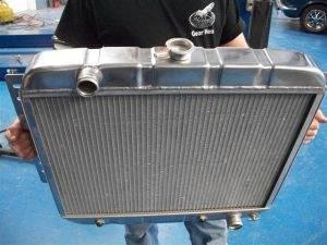 Stamped Aluminum Radiator