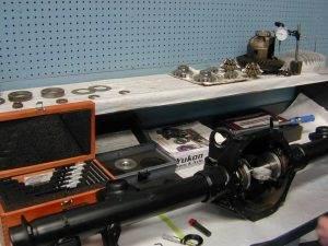 Select Motors Sets Up Gears