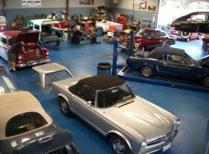 Classic & Vintage Car Maintenance & Repair