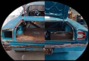 We Restore Classic Cars