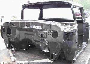 Auto Body Electroplating