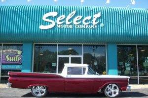 1959 Ford Ranchero Restoro Mod