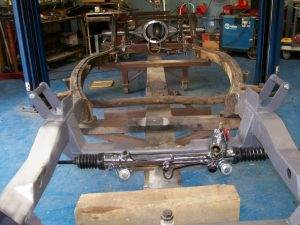 Chassis Stripped