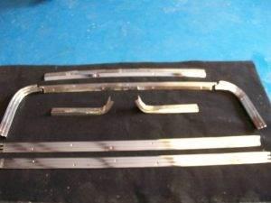 Stainless Steel Trim Repair