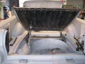 Automotive Custom Metal Fabrication