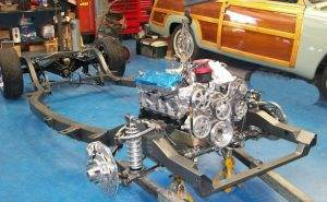 We Build Chassis