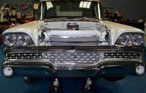 1969 Ford Restoration
