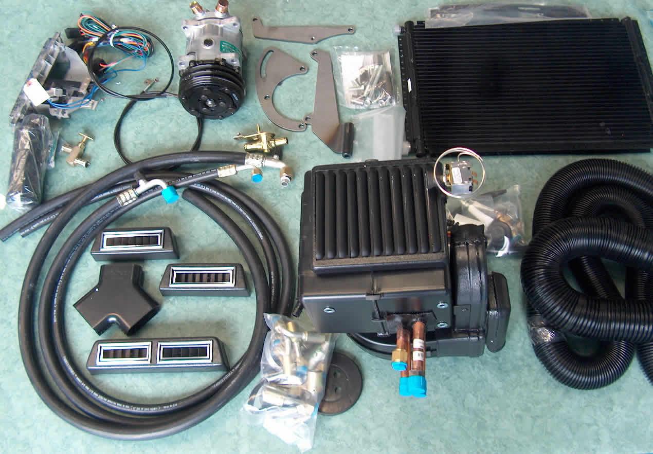 Classic Auto Air Installation - Select MotorsSelect Motors